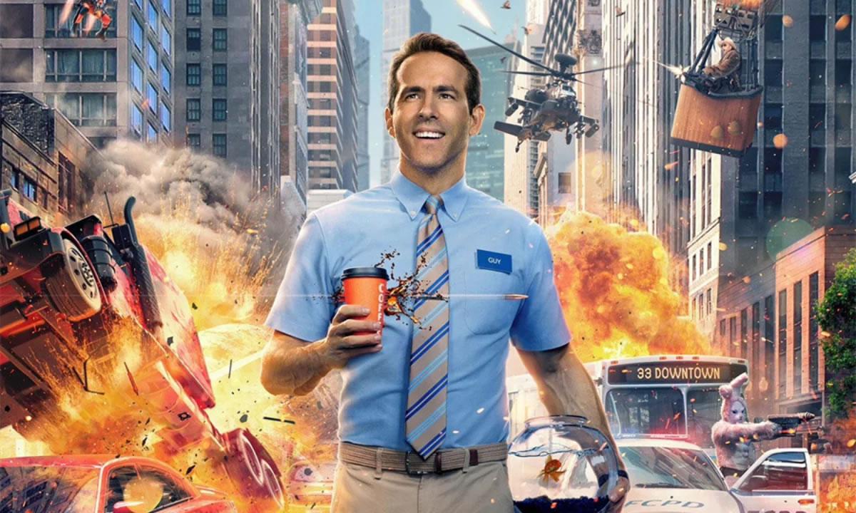 Free Guy: Assumindo o Controle, filme com Ryan Reynolds ganha trailer • Coletivo Nerd