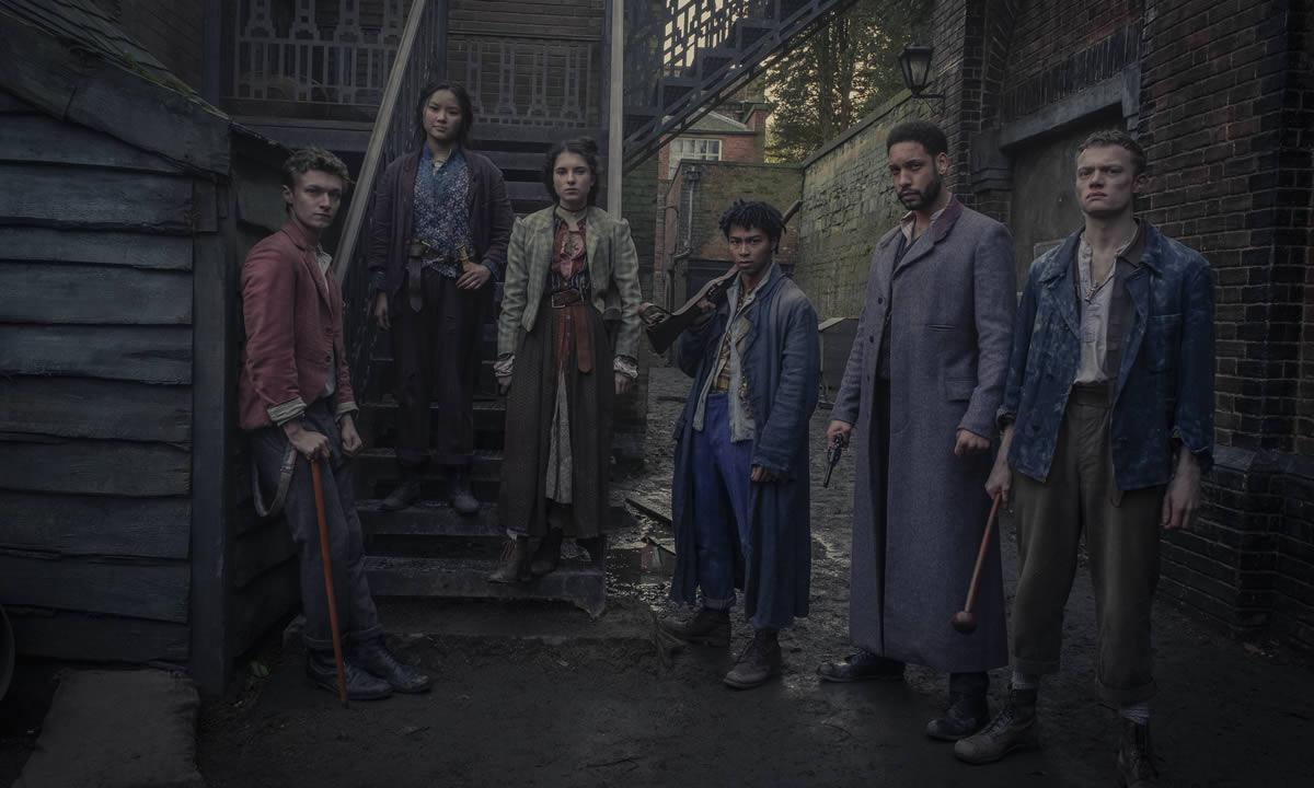Os Irregulares de Baker Street: série do universo de Sherlock Holmes ganha  teaser • Coletivo Nerd